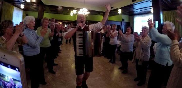Musik Seniorenausflug